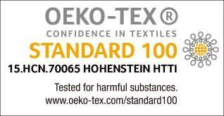 Rayson company successfully obtained OEKO-TEX® certificate