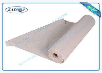 Spunbond Polypropylen Non Woven Anti Slip Fabric With PVC Coating