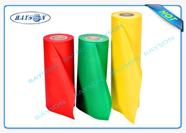 Professional Flame Retardant PP Nonwoven Spunbond Fabric Eco-Friendly