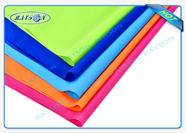 Full Colour Range 100% Polypropylene Flame Retardant Furniture Non Woven Fabric for Home Textile , Mattress and Toys