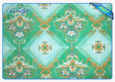 Eco-friendly Colorful Pattern Printed Non Woven Fabric for Warpping Products