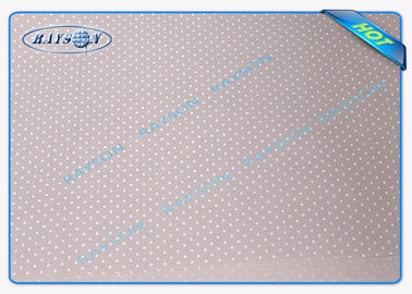 Durable Anti Slip Non Woven Polypropylene Fabric / Spun Bonded Nonwovens