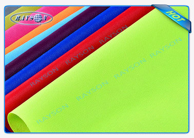 Biodegradable OEKOTEX Certificate Spun Bonded Non Woven Fabric