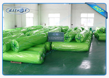 Water Permeable Landscape Fabric For Agricultural Area Using With Sunshine UV