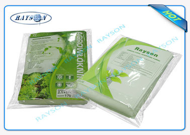 Anti UV Virgin Polypropylene Spunbond Non Woven Landscape Fabric Plant Covers
