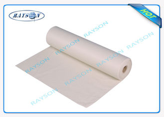 Mattress Bottom Use Grey Pp Non Woven Anti Slip Fabric With Pvc Dot