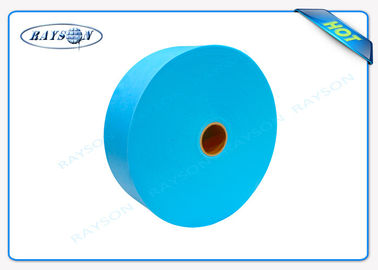 Custom Soft 100% Virgin Medical Non Woven Fabric , OEM Medical Nonwovens