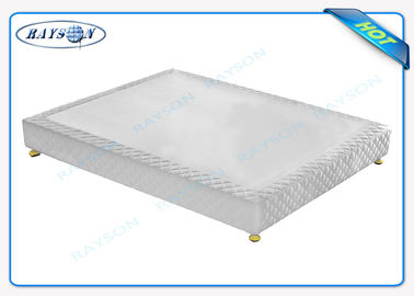 Custom Design PP Non Woven Fabric With Different Sizes For Mattress Quilting Back