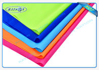 Orange Blue Red Flame Retardant Nonwovens PP Spunbond Non Woven Fabric for Furnitures