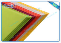 Colorful Disposable PP Non Woven Tablecloth for Restaurant , Home Use or Retail Sale