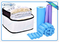 Elogation Spunbond PP Non Woven Fabric For Mattress Spring Cover / Mattress Material