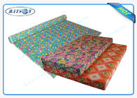 Non Woven Polypropylene Fabric Eco Friendly Waterproof PP Spunbonded Nonwoven Fabric