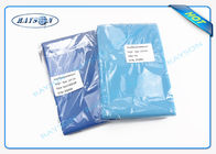 ISO Approved nonwoven disposable bed sheets for hospital / spa / massage