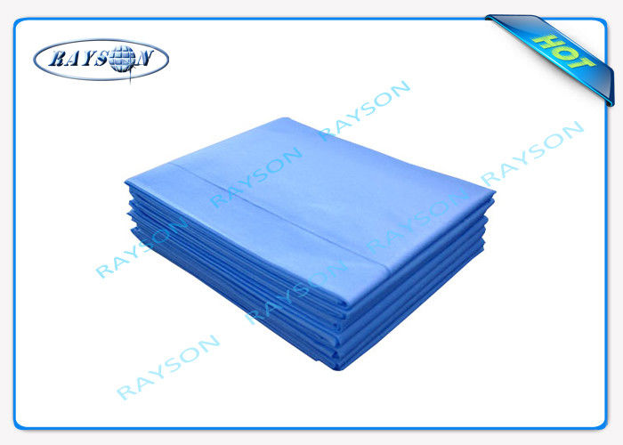 Beautiful Surgical Polypropylene Medical Cover Sheet / Disposable Waterproof Bed  Sheets