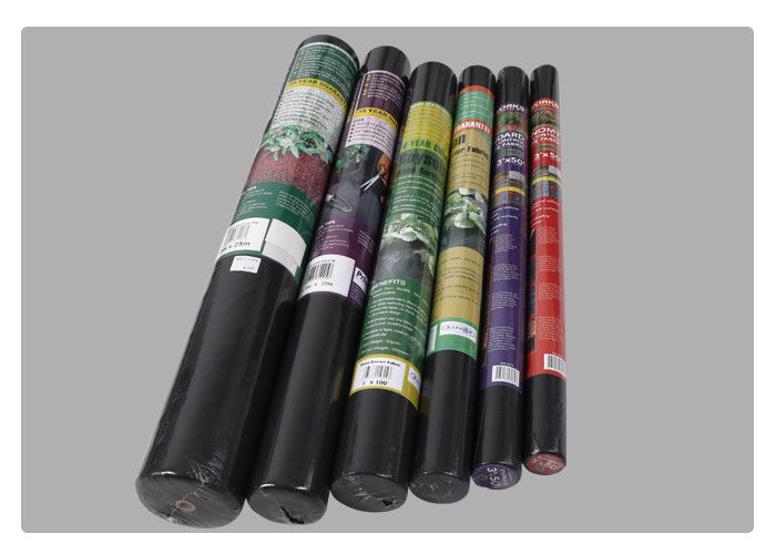 Biodegradable Weed Barrier Landscape Fabric In Non Woven Polypropylene Fabric