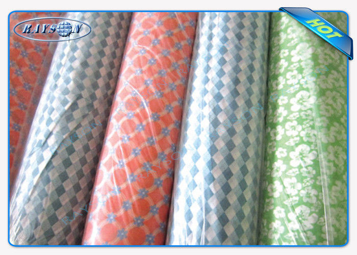 PP Spunbond Non Woven Polypropylene Material Eco Friendly Waterproof Nonwoven Fabric