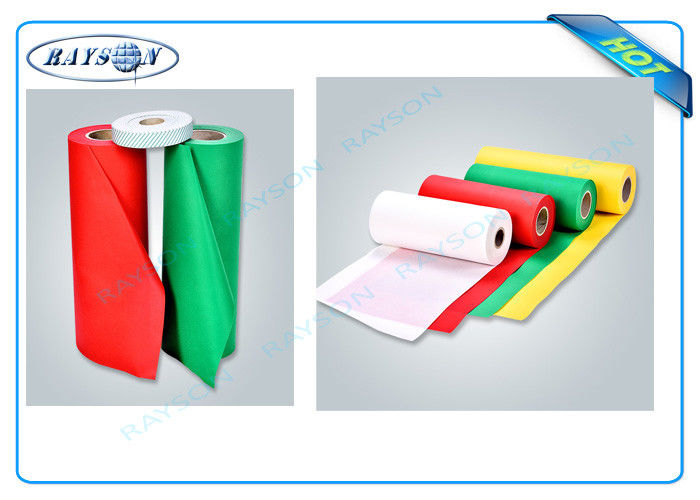 Foshan Ruixin Safe and Sound Packing PP Spunbond Non Woven Material Fabric Roll