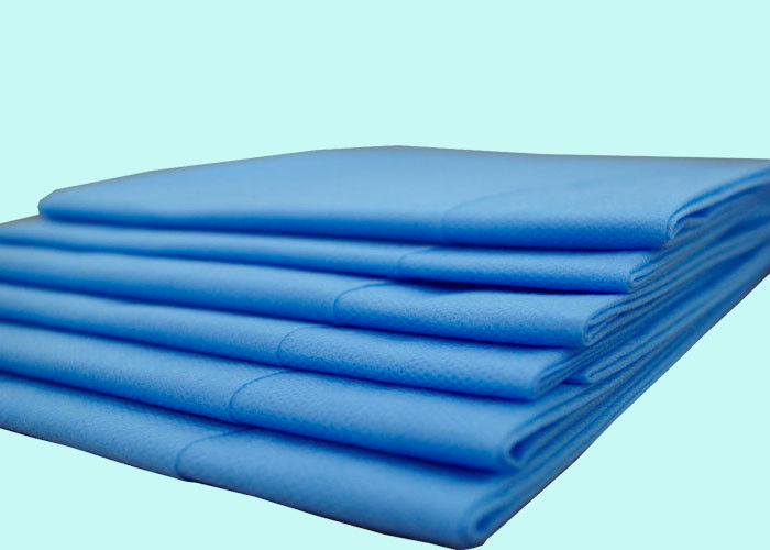 Disposable Polypropylene Non Woven Medical Fabric For Surgical Bed Sheet