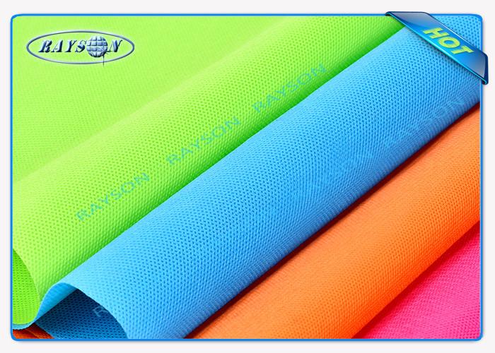 Virgin Polypropylene Non Woven Geotextile Fabric Spun - Bonded