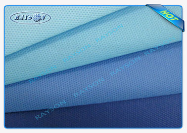 PE film / OPP film PP laminated non woven fabric for bedsheets waterproof and durable