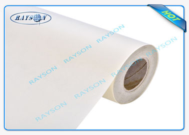 Good Water Permeability 2cm - 320cm PP Spunbond Nonwoven For Sanitary Diapers