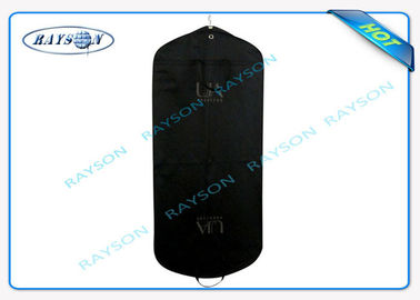 Fashion Custom PP Non Woven Suit Cover 100% Virgin Polypropylene