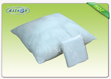 White and Blue PP Non Woven Medical Fabric Laminated PE Film for Hospital Products