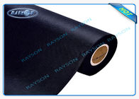 Full Color Range Fire Retardant Polypropylene Non Woven Fabric For Furniture