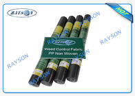 Non Woven Water Permeable Landscape Fabric Weed Barrier Ground Cover 70gsm With UV Treated