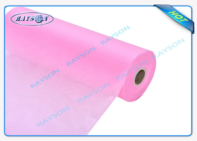 Hygienic Disposable Hospital Bed Sheets Polypropylene Nonwoven Fabric